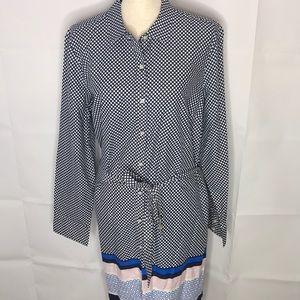 Tommy Hilfiger Dress XL polka dots